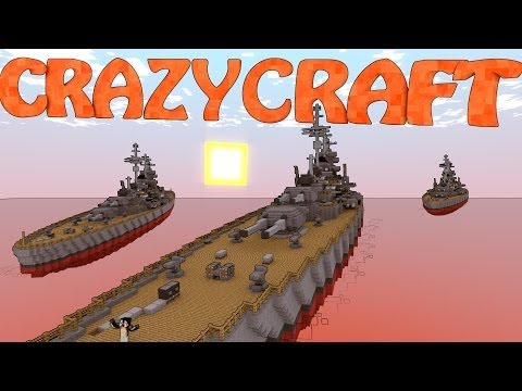 Minecraft NEW UPDATE | CrazyCraft - OreSpawn Modded Survival Ep 71 -