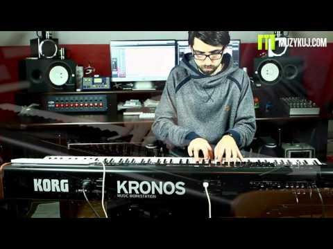 Korg Kronos Piano
