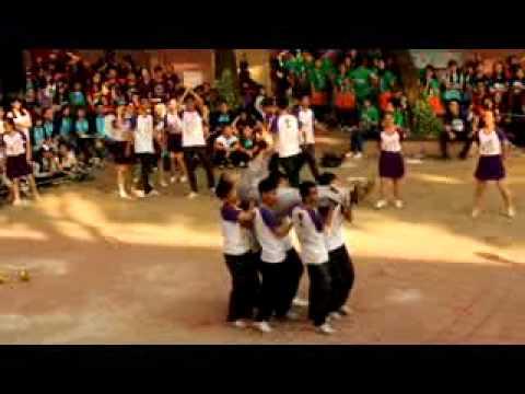 Clip nhảy bài Bay của lớp 11 siêu dễ thương