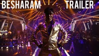 Besharam Official Trailer