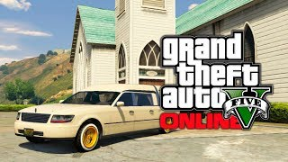 "GTA 5 Online: Rare Cars Romero ""HEARSE"" 100% Confirmed"
