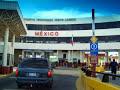 Cruce de frontera Laredo - Nuevo Laredo