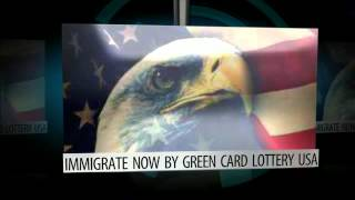 [green card lottery usa]