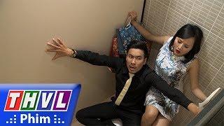 THVL | Những nàng bầu hành động - Tập 41[3]: Đưa Thư đi mua sắm, Kiên bị Hồng bắt gặp