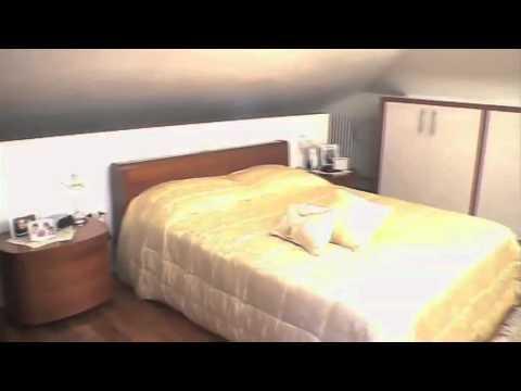 Camera in mansarda armadio in cartongesso youtube - Armadio 4 ante ikea ...