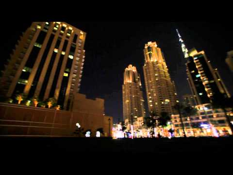 Dubai Festival of Lights 2014 - The Anookis