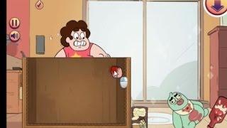 Juego Online El Desorden De Steven Juego De Cartoon