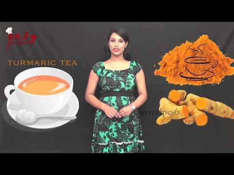 Health Benefits Of Turmeric Tea - Easy Recipes - Health Tips - Beauty Care