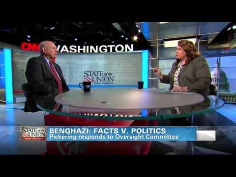 2016 politics  not truth - driving Benghazi controversy, Democrats say