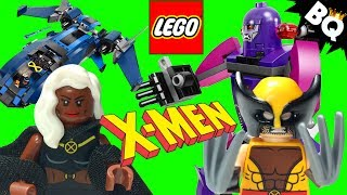 LEGO X-Men VS The Sentinel 76022 Blackbird X-jet Marvel