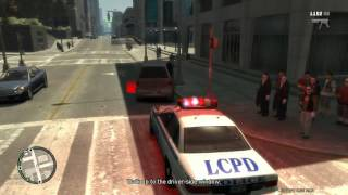 How To: Start Playing GTA IV: LCPD: First Response Police