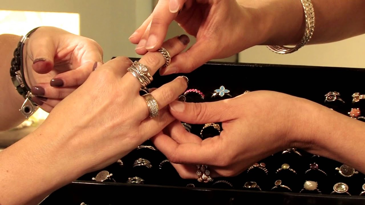 Pandora Bow Ring Rose Youtube