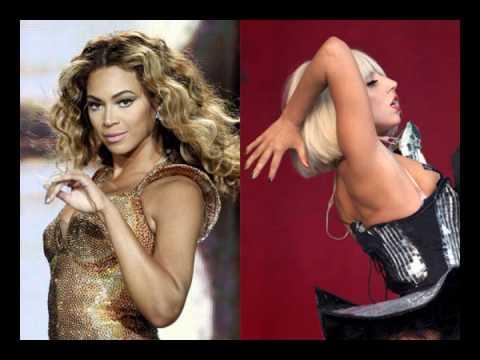 Beyonce - Video Phone ft Lady Gaga Remix + Lyrics