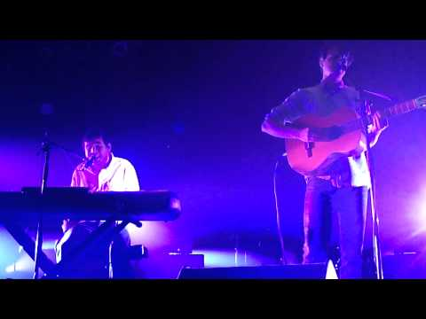 Vampire Weekend- Unbelievers (New Song #2) FIRST LIVE PERFORMANCE