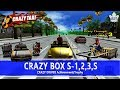 Crazy Taxi Crazy Box Set S Crazy Driver Achievement Unlocks Bike