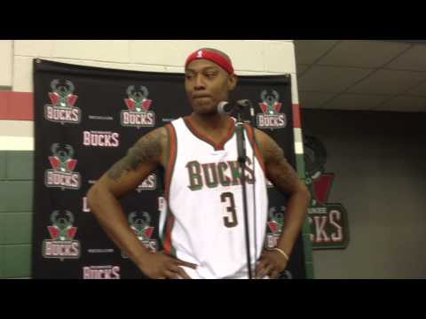 Media Day: Caron Butler
