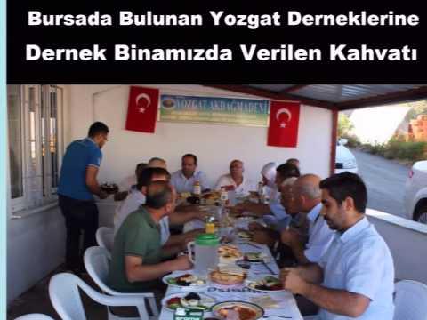Yozgat Akdağmadeni  köyü Derneği Bursa