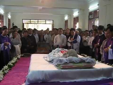 Lễ tang Đức ông : Niệm xác phát tang