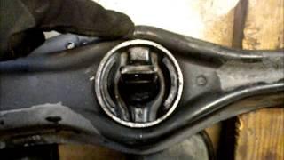 Integra Rear Suspension Rebuild: Rear Trailing Arm