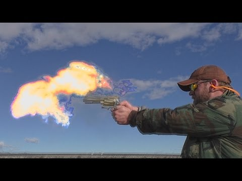S&W  .460 Magnum: Will the recoil break your hand? Is a 5 inch barrel enough?
