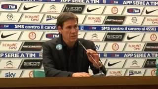 Roma, Garcia: 'Sono sempre stato sereno. Non c'è nessun caso Totti'
