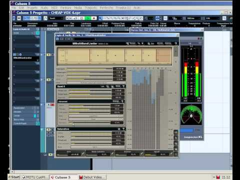103) Cubase Tutorial feat. Meldaproduction: Il Limiter, cos'è a cosa serve, come si utilizza