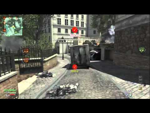 Modern Warfare 3 ( MW3 ) Multiplayer Gameplay L118A (Bolt Action Sniper Rifle) MUST WATCH *HD*