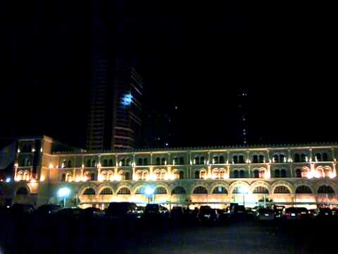 Qasba Lights , Sharjah , United Arab Emirates
