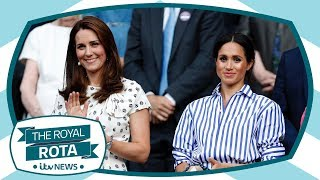 Behind the 'Meghan and Kate feud' headlines and a look ahead to royal plans for Christmas | ITV News