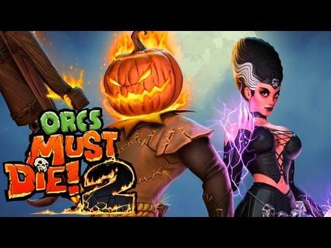 Orcs Must Die! 2. Видео-обзор