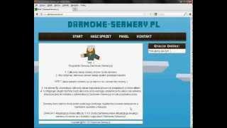 Jak Zrobić Darmowy Serwer Minecraft[dedykowany!!] (Żadne