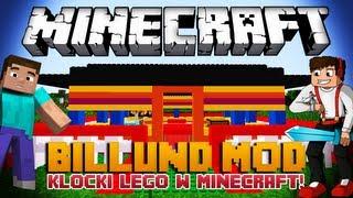 Minecraft 1.6.2 Mody Billund Lego Mod Klocki Lego W