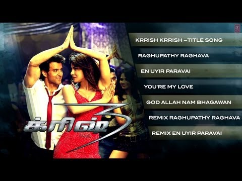Krrish 3 Full Tamil Songs Jukebox online