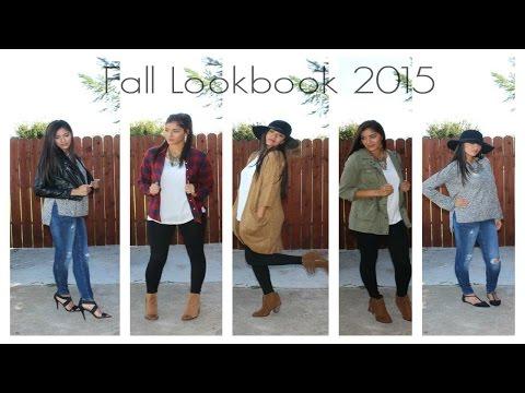 Fall Look Book 2015| Part. 1