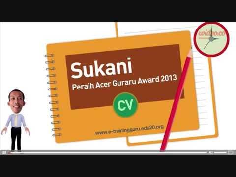 CV Pak Sukani 19 Jan 2014