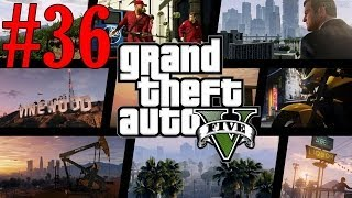 Grand Theft Auto V (GTA 5) - PS3 - Playthrough #36 [Detonado PT-BR]