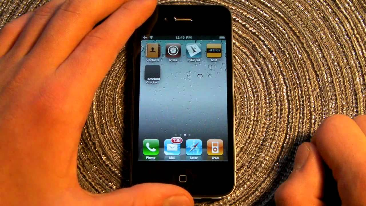 how to delete search on iphone home