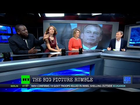 Full Show 7/11/14: The Untold Story of the Iran Nuclear Scare