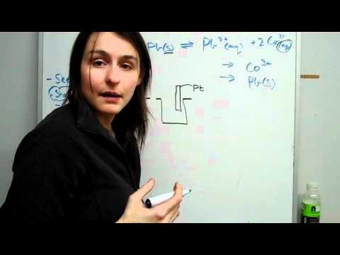 Academy Plus ; Chemistry Tutorial - Galvanic cell (Example 1)