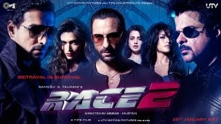 Race 2 Official Film Trailer