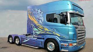 SCANIA truck movie 2