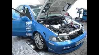 VOLVO S40 T4 - Tuning, pokazy videos