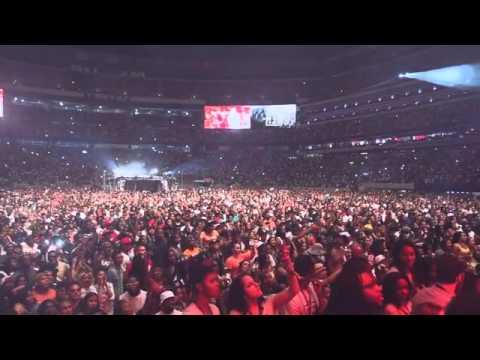 NICKI MINAJ VIDEO BLOG #30 - NYC SUMMER JAM 2014