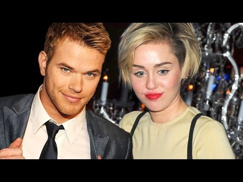 Miley Cyrus Hooks Up With Twilight's Kellan Lutz