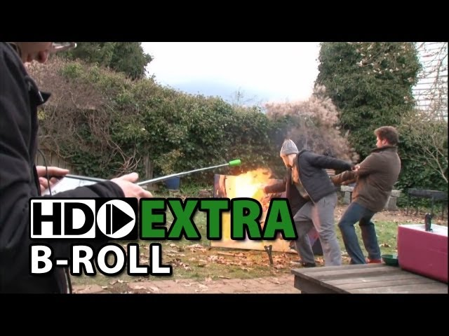 50/50 (2011) Part1 - B-Roll, Making of & Behind the Scenes