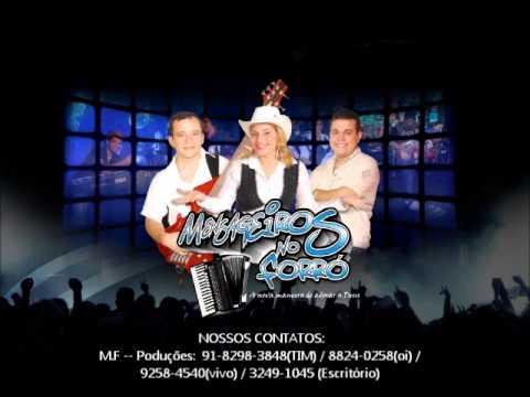 Forró Gospel - Mensageiros no Forró - AUTORIDADE E PODER (MUSICA)