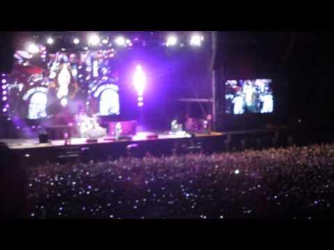 Black Sabbath - Paranoid ( México Foro Sol México 26-10-13)