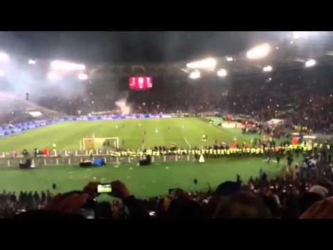 NAPOLI 3 Fiorentina 1 coppa Italia ultimi minuti