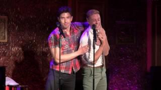 "Jason Michael Snow & Nick Adams - ""Gaston"" (Broadway Villains Party)"