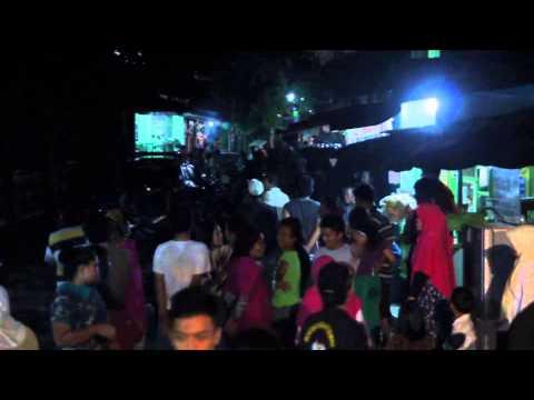 Konser Dangdut Berujung Kerusuhan